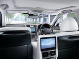 Lexus LS 600h L JP-spec (UVF45) 2009–12 wallpapers