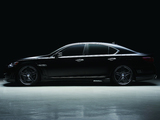 WALD Lexus LS 600h Black Bison Edition (UVF45) 2010 photos