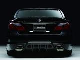 WALD Lexus LS 600h Black Bison Edition (UVF45) 2010 photos