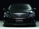 WALD Lexus LS 600h Black Bison Edition (UVF45) 2010 pictures