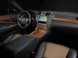 Lexus LS 460 Sport Special Edition (USF40) 2011 images
