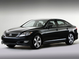 Lexus LS 460 Touring Edition (USF40) 2011 wallpapers