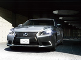 Lexus LS 600h JP-spec 2012 images