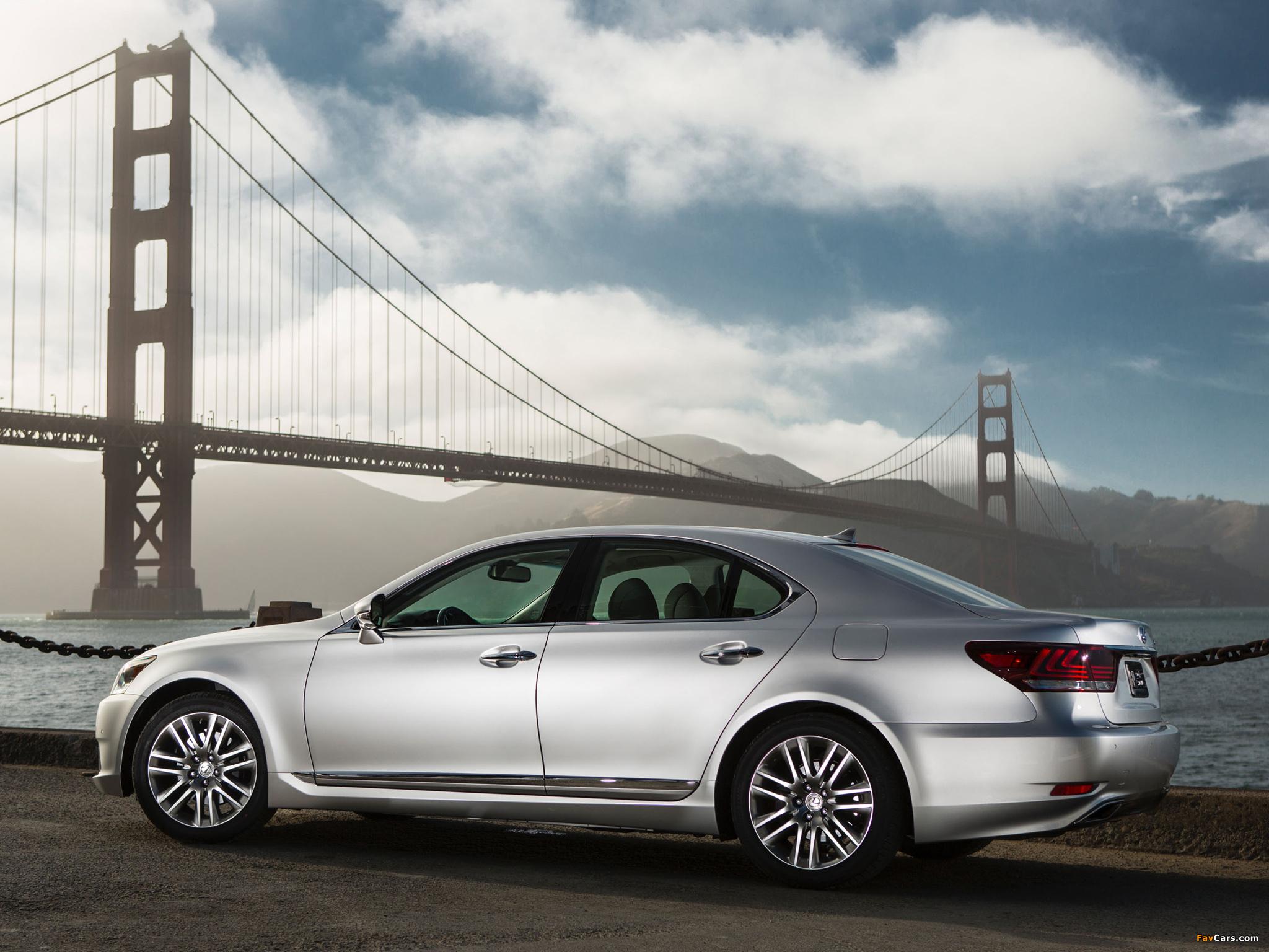 Lexus LS 460 2012 images (2048 x 1536)