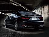 Lexus LS 460 F-Sport JP-spec 2012 photos