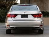 Lexus LS 460 2012 pictures