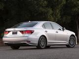 Lexus LS 460 F-Sport 2012 pictures