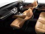 Lexus LS 600h JP-spec 2012 pictures