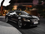 Lexus LS 460L EU-spec 2012 wallpapers