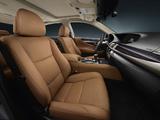 Lexus LS 460L EU-spec 2012 wallpapers