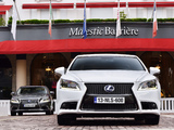 Lexus LS photos