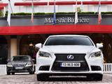 Lexus LS photos