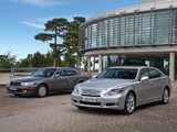Lexus LS wallpapers