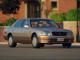Photos of Lexus LS 400 (UCF20) 1995–97