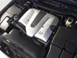 Photos of Lexus LS 430 US-spec (UCF30) 2000–03