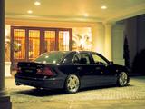 Photos of WALD Lexus LS 430 (UCF30) 2000–03