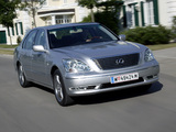 Photos of Lexus LS 430 (UCF30) 2003–06