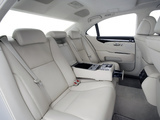 Photos of Lexus LS 460 (USF40) 2006–09