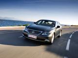 Photos of Lexus LS 460 EU-spec (USF40) 2006–09