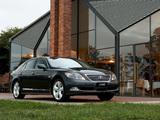 Photos of Lexus LS 460 AU-spec (USF40) 2007–09