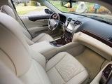 Photos of Lexus LS 460L (USF41) 2007–09