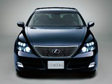 Photos of Lexus LS 600h L JP-spec (UVF45) 2007–09