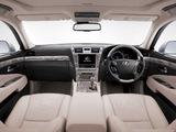 Photos of Lexus LS 600h L JP-spec (UVF45) 2009–12
