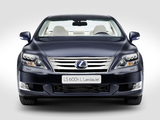 Photos of Lexus LS 600h L Landaulet by Carat Duchatelet 2011