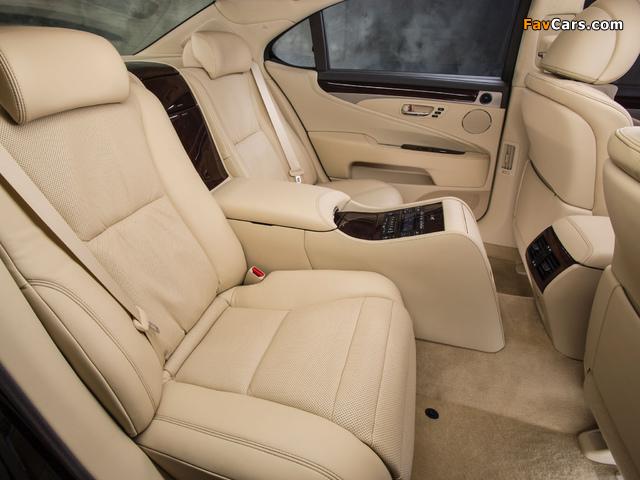 Photos of Lexus LS 460 2012 (640 x 480)