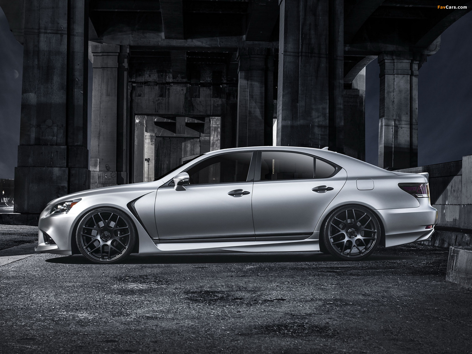 Photos of Lexus Project LS 460 F-Sport by Five Axis 2012 (1600 x 1200)