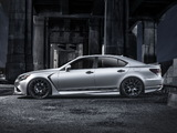 Photos of Lexus Project LS 460 F-Sport by Five Axis 2012