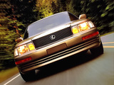 Pictures of Lexus LS 400 (UCF10) 1989–94