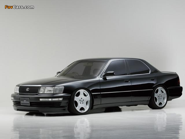 Pictures of WALD Lexus LS 400 (UCF10) 1990–94 (640 x 480)