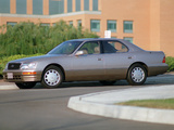 Pictures of Lexus LS 400 (UCF20) 1995–97
