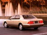 Pictures of Lexus LS 400 US-spec (UCF20) 1997–2000