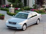 Pictures of Lexus LS 430 (UCF30) 2000–03