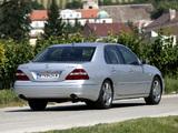 Pictures of Lexus LS 430 EU-spec (UCF30) 2003–06