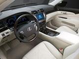 Pictures of Lexus LS 460 (USF40) 2006–09