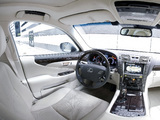 Pictures of Lexus LS 600h EU-spec (UVF45) 2007–09