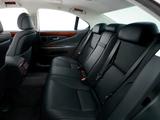 Pictures of Lexus LS 600h JP-spec (UVF45) 2007–09