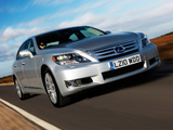 Pictures of Lexus LS 600h L UK-spec (UVF45) 2009–12
