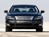 Pictures of Lexus LS 600h L (UVF45) 2009–12