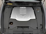Pictures of Lexus LS 460 EU-spec (USF40) 2009–12