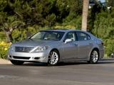 Pictures of Lexus LS 460L (USF41) 2009–12