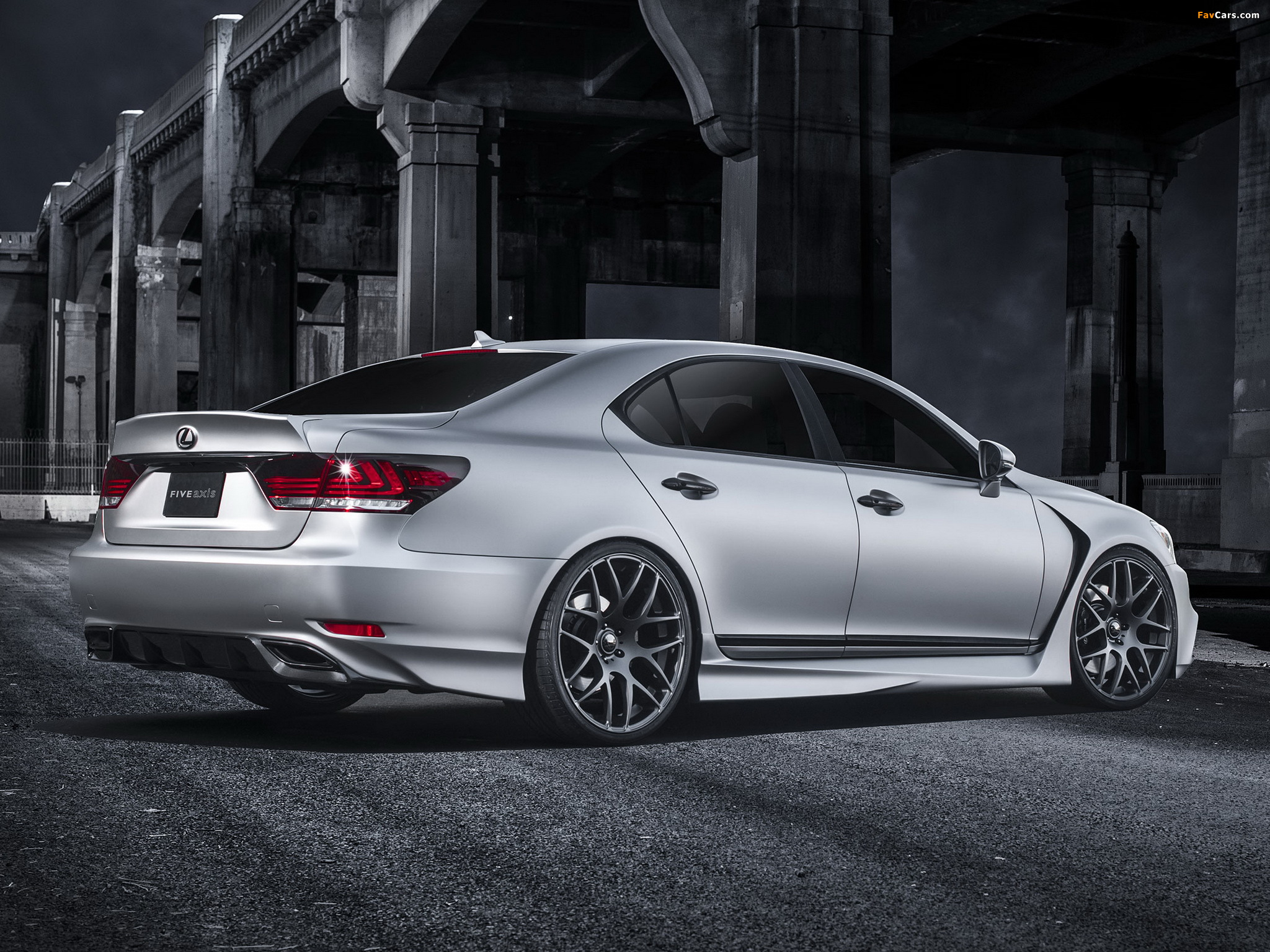 Pictures of Lexus Project LS 460 F-Sport by Five Axis 2012 (2048 x 1536)