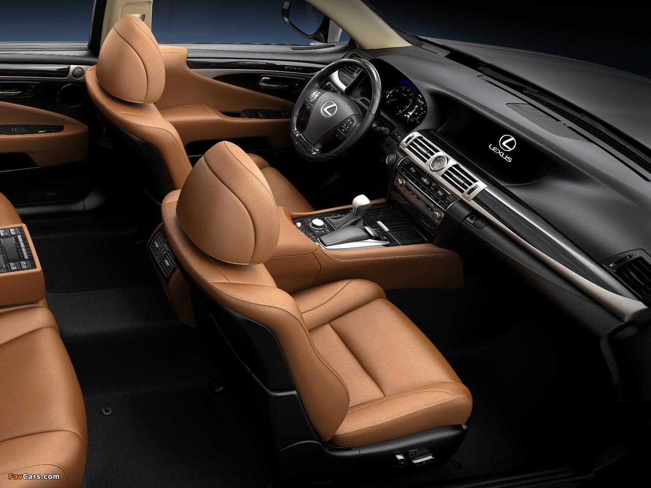 Pictures of Lexus LS 460 2012 (1280 x 960)