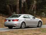 Pictures of Lexus LS 460 2012