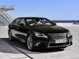 Pictures of Lexus LS 460L EU-spec 2012