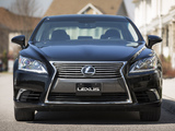 Pictures of Lexus LS 460 AWD 2012