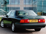 Lexus LS 400 UK-spec (UCF20) 1997–2000 wallpapers